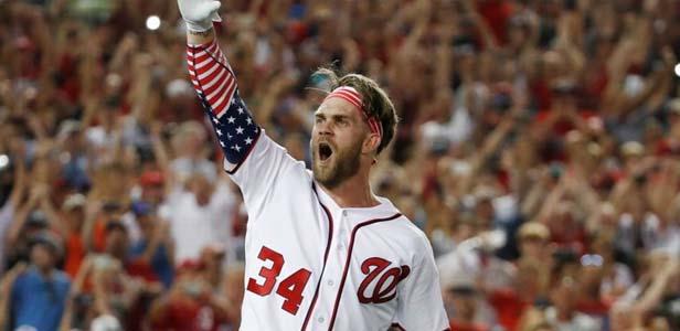 Bryce Harper joins Philadelphia Phillies