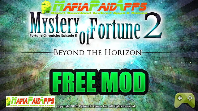 Mystery of Fortune 2 Apk MafiaPaidApps