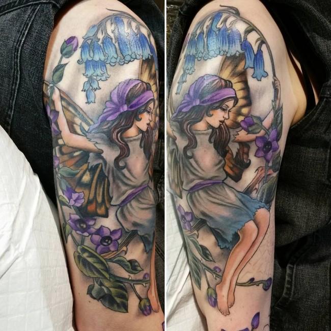 tatuajes de hadas