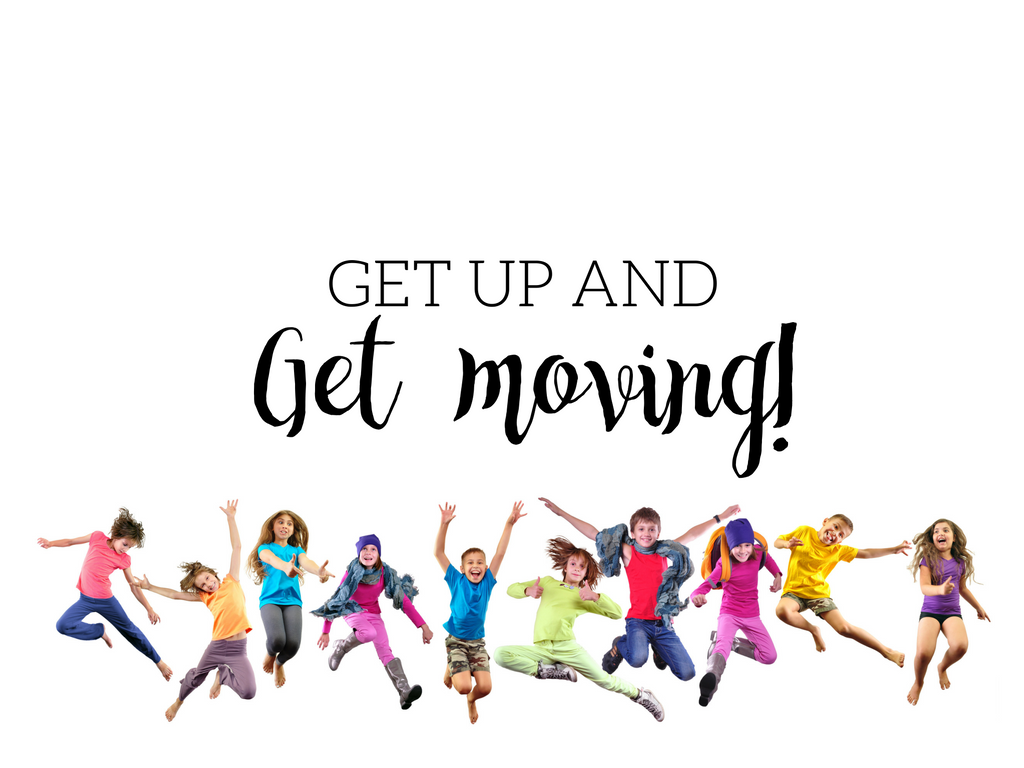 Image result for get moving