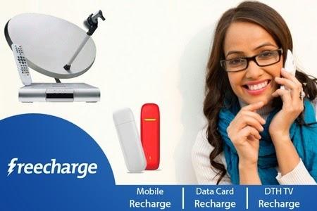 Freecharge Rs. 100 Coupon