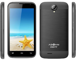Stock Rom Advan S45C Tested
