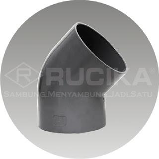Distributor Pipa PVC Rucika