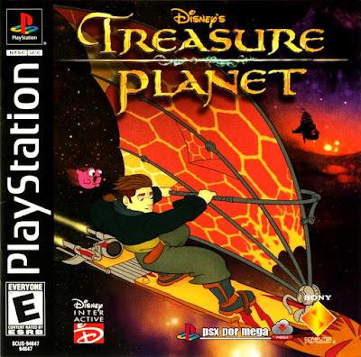 descargar el planeta del tesoro psx mega