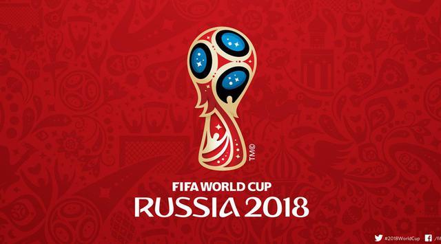 logo dan jadwal piala dunia 2018