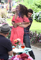 Priyanka Chopra in a Deep neck Red Gown on the Set of Isnt It Romantic ~  Exclusive Celebrities Galleries 003.jpg