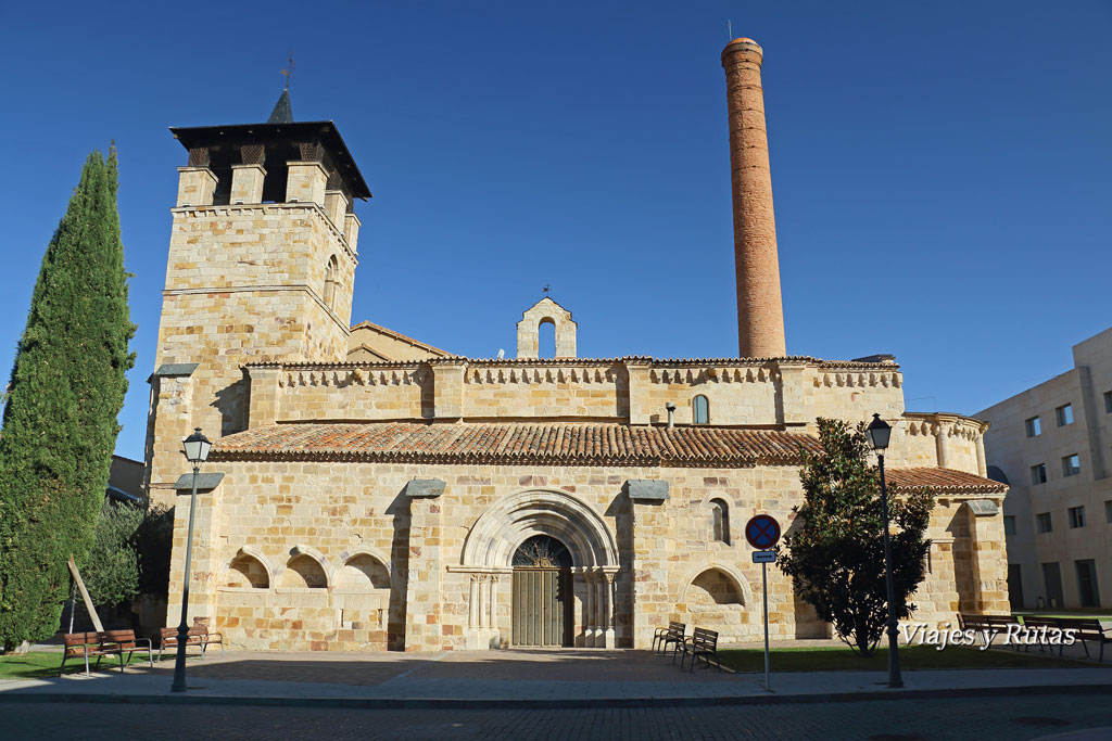 Iglesia de Santa María de la Horta, Zamora