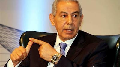 المهندس طارق قابيل- وزير الصناعة
