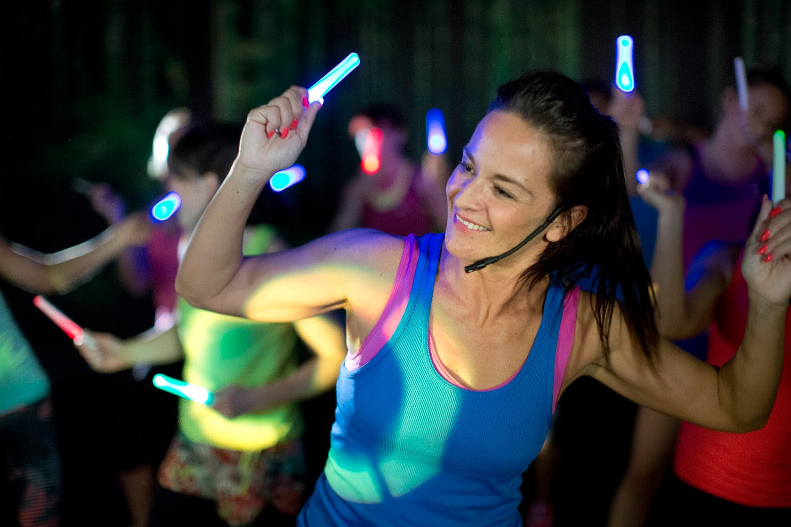 Pulse Virgin Active Light Up The Dance Floor Deenise