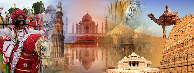 Indian Historical places for foreigner tourist