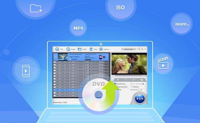 كيف تقوم بنسخ أقراص الـ DVD في 5 دقائق فقط مع برنامج WinX DVD Ripper بطريقة صحيحة