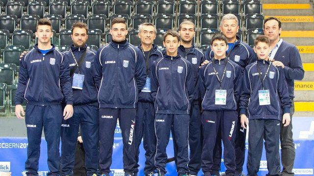 Σημαντική εμπειρία για τον Γιώργο Κελεσίδη το Ευρωπαϊκό πρωτάθλημα Ενόργανης Γυμναστικής