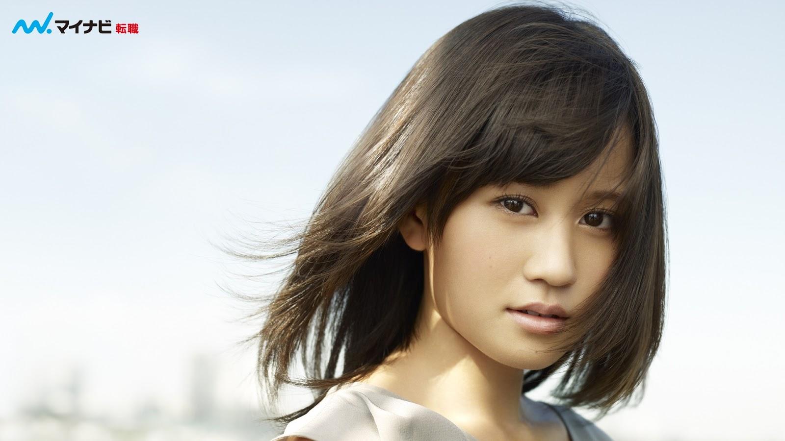 大島優子 Wallpaper: AKB48 Maeda Atsuko 前田敦子 Wallpaper HD