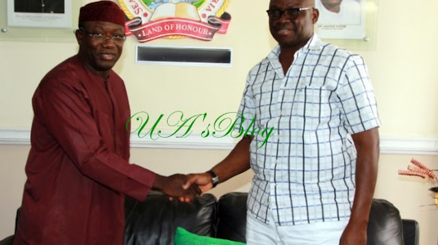 Fayemi Shocks Fayose, Invites Him To His Inauguration