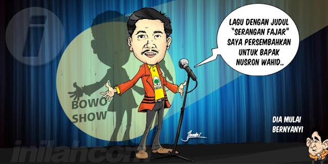 Bowo Sidik Seret Jokowi dalam Kasus 400 Ribu Amplop Suap