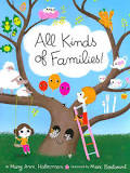 my family and me, preschool theme, picture books, all kinds of families, image