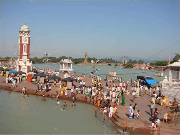 Har ki Pauri – Haridwar
