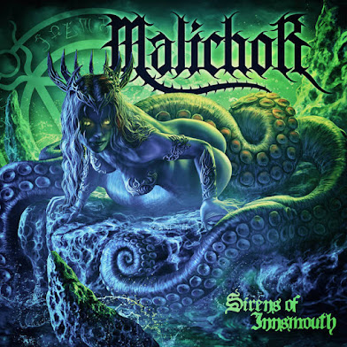"MALICHOR - ""SIRENS OF INNSMOUTH"""
