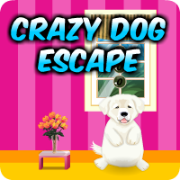 Play AvmGames Crazy Dog Escape