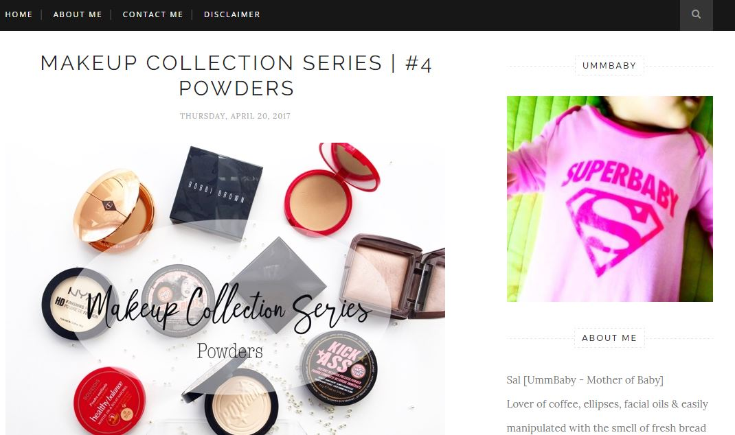 Bloggers You Need To Check Out-Umm Baby Beauty