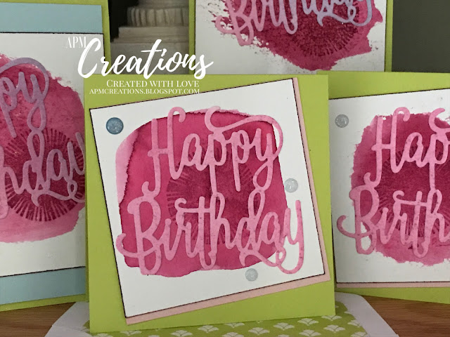 APMCreations | Lovely Inside & Out and Happy Birthday Gorgeous bundles