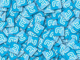 Imágenes de logotipos de Twitter - Vía: Pixabay