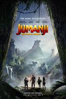 Jumanji: Welcome to the Jungle Movie Poster 2