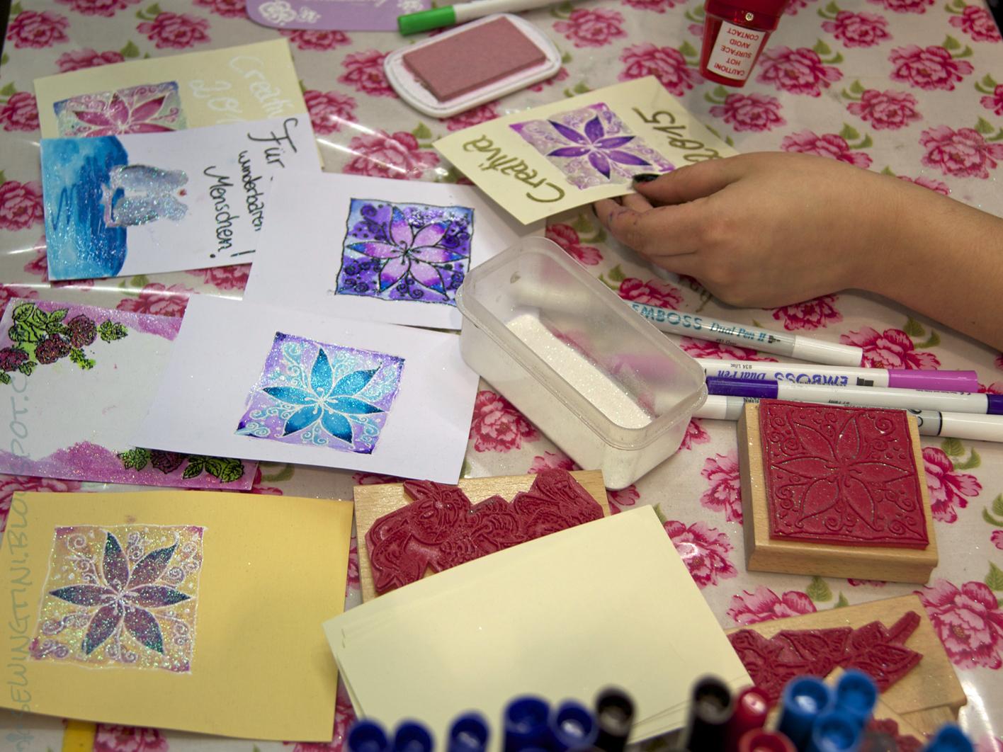 Creativa 2015 - Teil 2