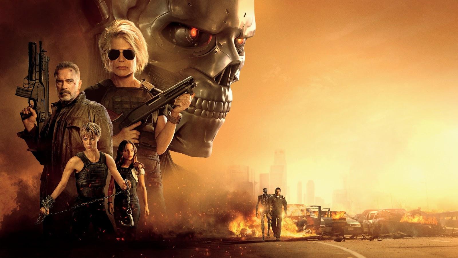 O Exterminador do Futuro: Destino Sombrio[Filme Download]