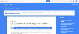 Kebijakan Google Adsense
