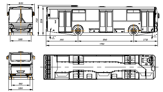 В Башкирии планируют закупить 100 автобусов