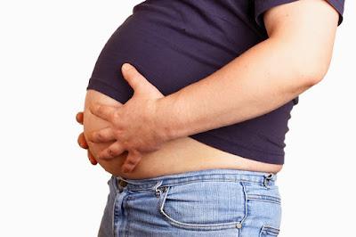 Mengecilkan perut buncit dengan diet alami