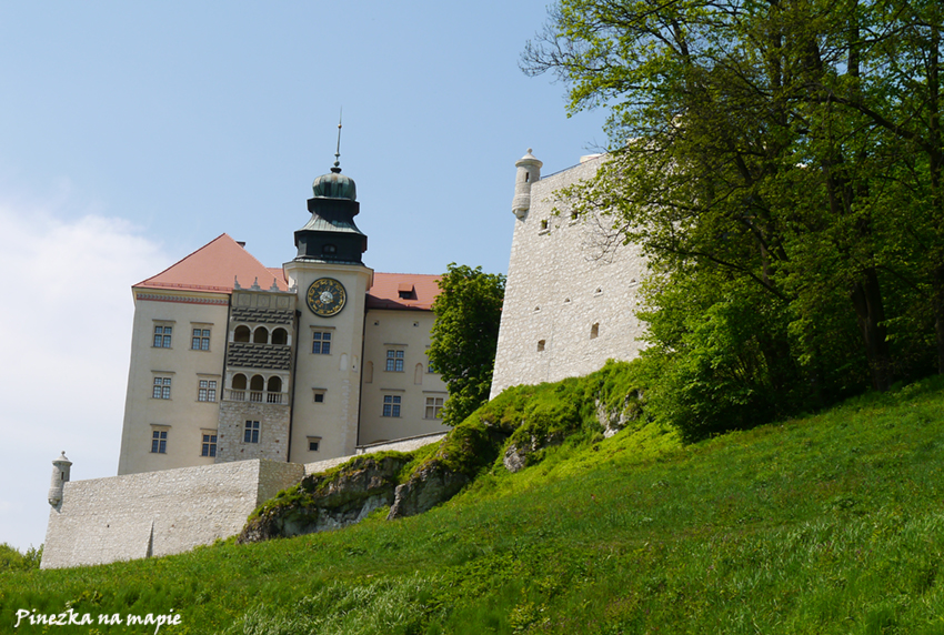 Zamek w Pieskowej Skale