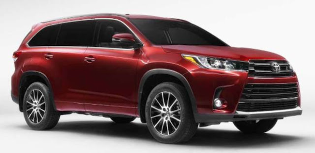2018 Toyota Highlander Hybrid Review and Specs