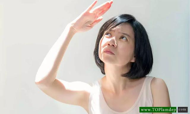 Tác hại của ánh nắng mặt trời cho làn da