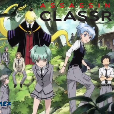 Assassination Classroom Temporada 2 Audio Castellano 25/25 MEGA y MediaFire