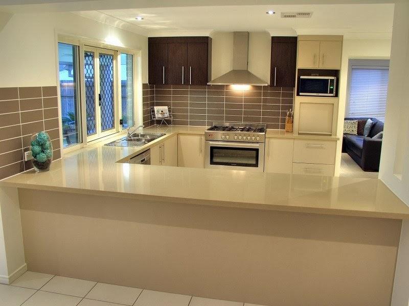 Hogares frescos 10 dise os de cocinas fabulosas muebles for Disenos de cocinas en l