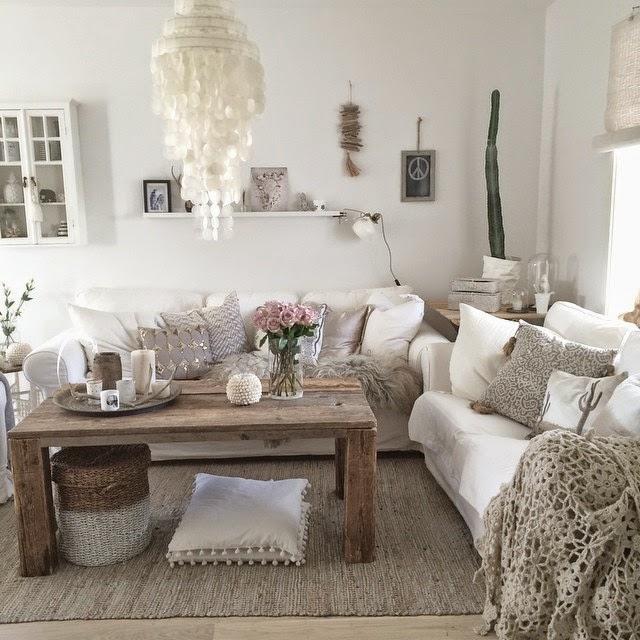 boho chic front rooms and boho on pinterest. Black Bedroom Furniture Sets. Home Design Ideas