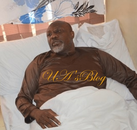 BREAKING News: Masked Policemen Allegedly Storm Clinic, Evacuate Dino Melaye