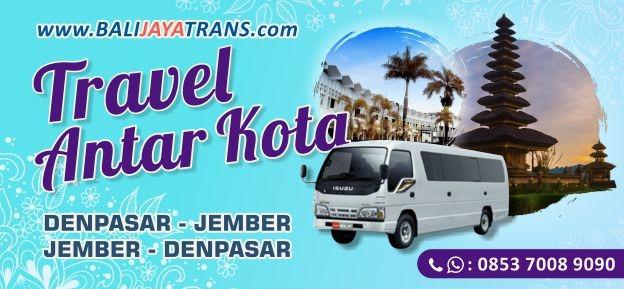 Travel Denpasar ( Bali ) -  Jember PP