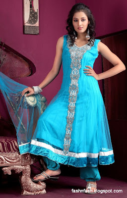 Fashion Amp Fok Anarkali Umbrella Fancy Frocks Indian