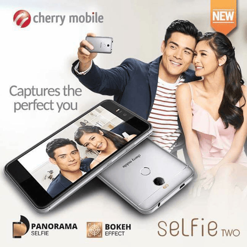 Cherry Mobile Selfie Two has a 13MP selfie camera for PHP 4,999