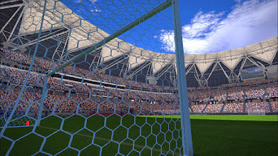 PES 2017 Stadium King Abdullah Sports City from FIFA 16