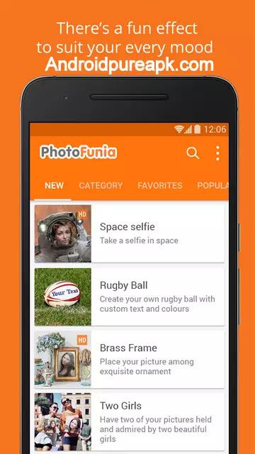 PhotoFunia Premium Apk