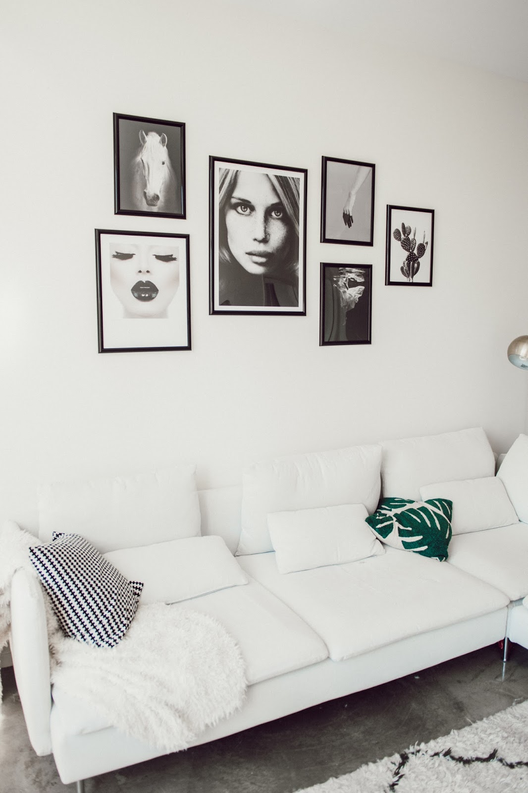 Modern Scandinavian Home Decor - @taylorwinkelmeyer