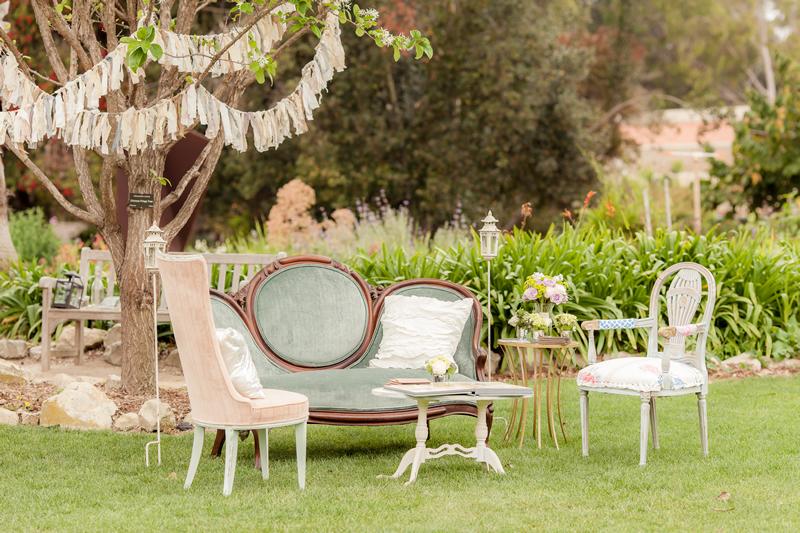 Life in the fog details of a garden wedding - South coast botanic garden wedding ...