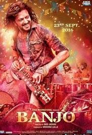 Banjo (2016) Hindi DVDScr 700MB