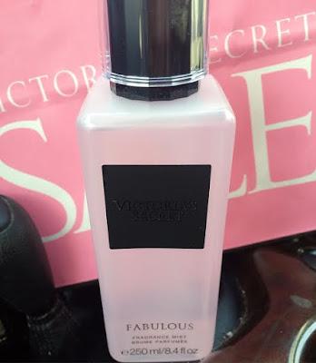 victoria secret perfume on sale during semi-annual sale
