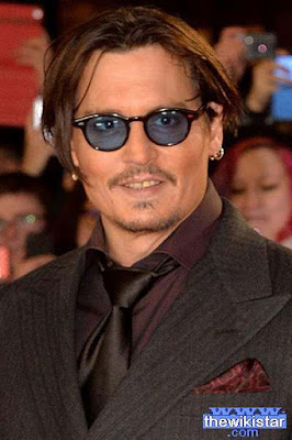 The life story of Johnny Depp, US actor and film producer of German descent.