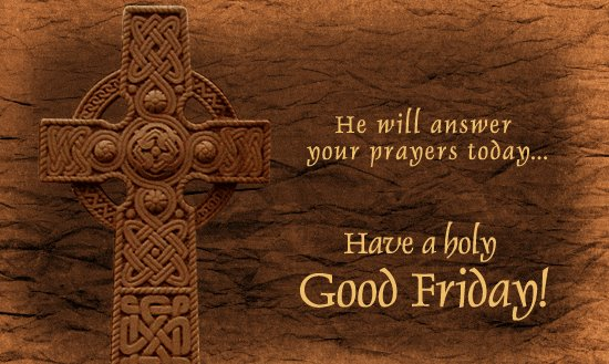 Good Friday Message Wishes SMS Quotes
